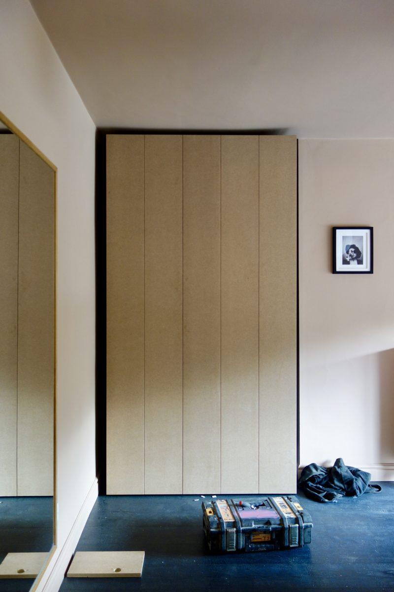Bespoke MDF Pax Doors