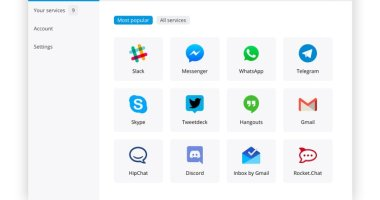 Franz-A-Free-Messaging-and-Chat-app