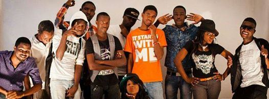 """Yesu Yekhayo"" music video team"