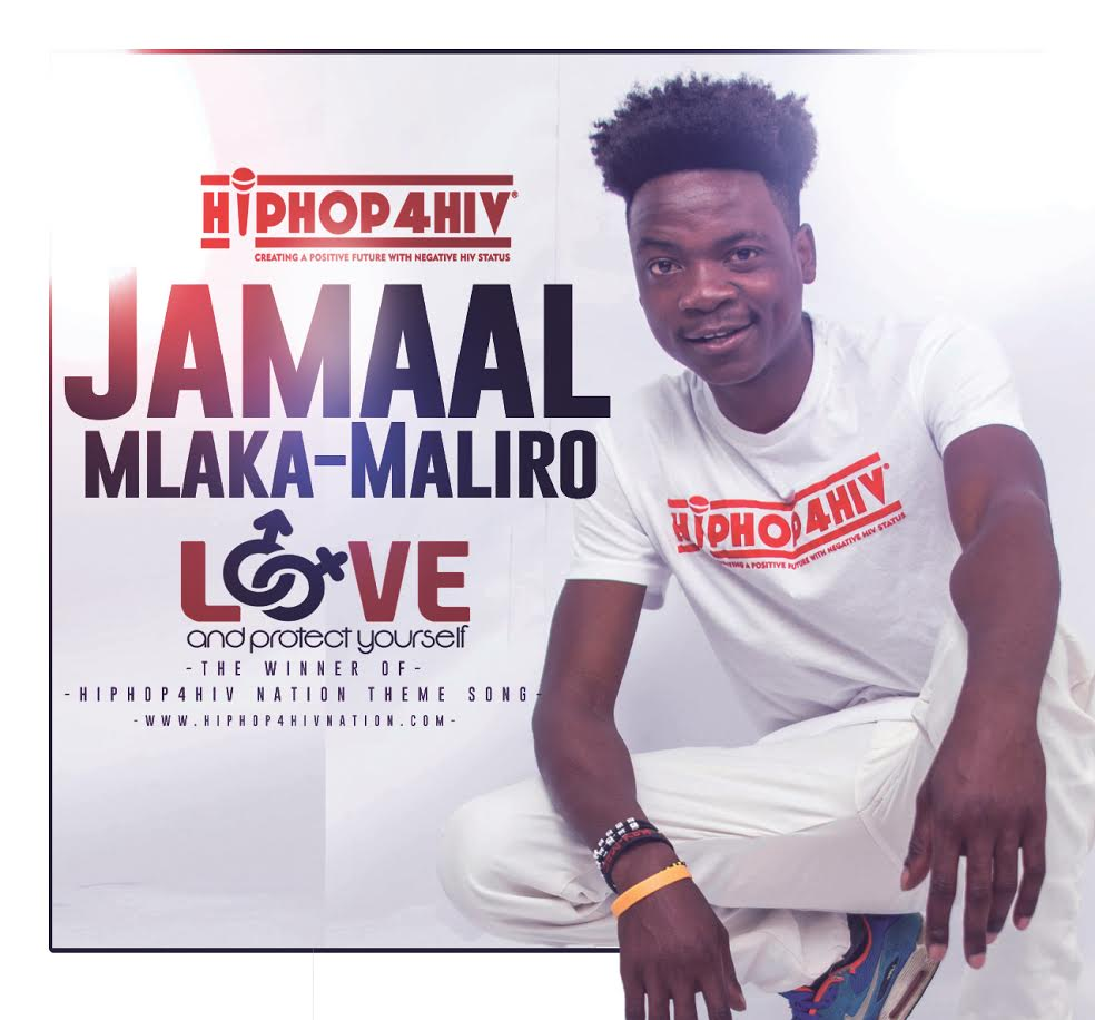 Jamaal Mlaka Maliro Wins HipHop4HIV Nation 2017 Theme Song Competition