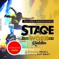 NEW RIDDIM alert!!! STAGE WORK RIDDIM