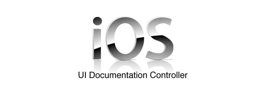 iOS_Ui Documentation Controller