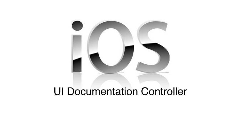 UI Documentation Controller