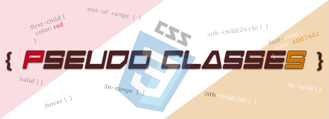 Pseudo Class