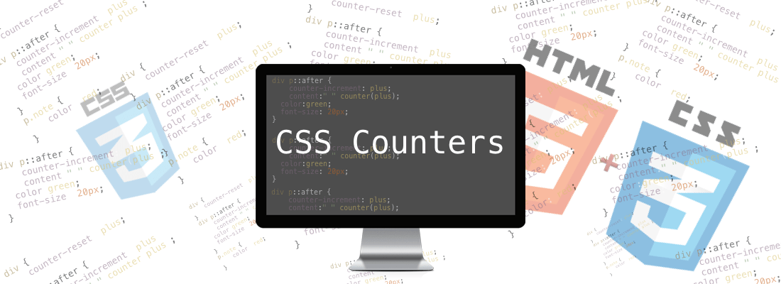 CSS Counters