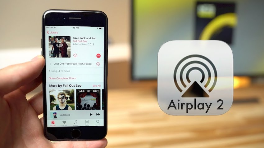 AirPlay - Home kit
