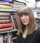 Heather Winter, Milwaukee Art Museum Librarian/Archivist