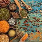 #LivingTo100 Need a substitute for animal protein? Try legumes and grains.
