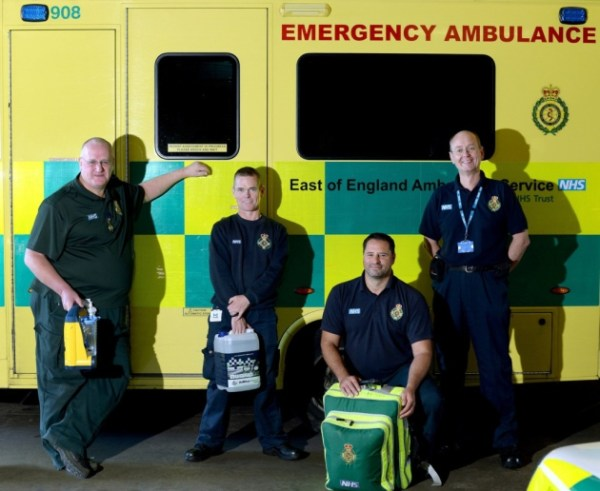 Region's ambulance trust handed £18m to increase capacity 4-