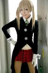Best cosplay Soul Eater female maka anime streaming manga tv legal gratuit
