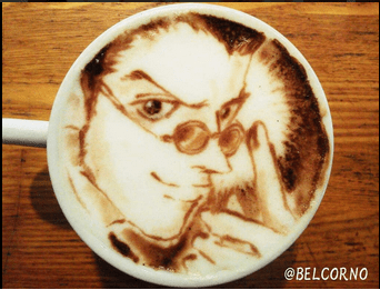 hunter-x-hunter-Latte-Artist-Belcorno-Amazing-Anime-art-manga-online-streaming-legal-gratuit