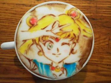 sailor-moon-bunny-Latte-Artist-Belcorno-Amazing-Anime-art-manga-online-streaming-legal-gratuit