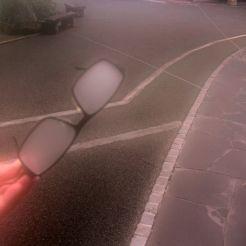 Brille hatte dasselbe Schicksal