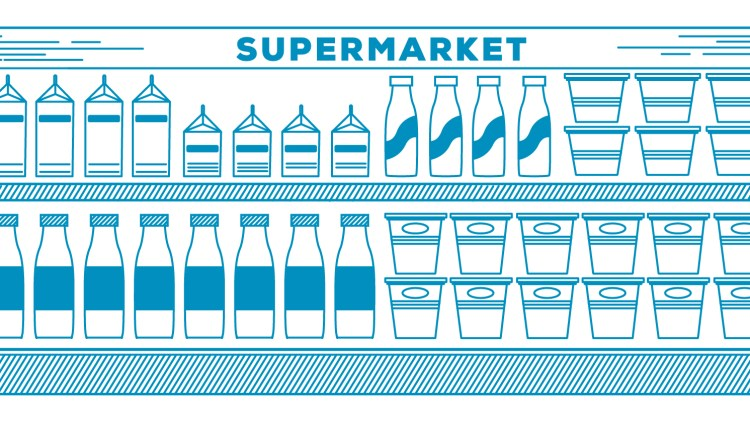 Los consumidores deciden la marca en el punto de venta
