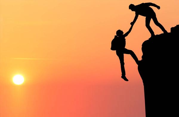 Confianza y éxito en la relación con el cliente