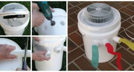 DIY Quiet Portable Air Conditioner