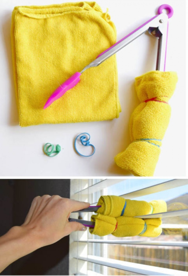 thehandymano mano mano clever cleaning tricks microfibre