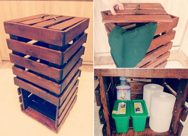 Pallet Projects Bathroom Cabinet Handy Mano ManoMano Mano Mano Handymano