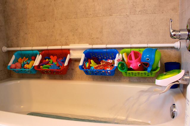 bathroom organisation tricks toy storage Handy Mano ManoMano Mano Mano Handymano