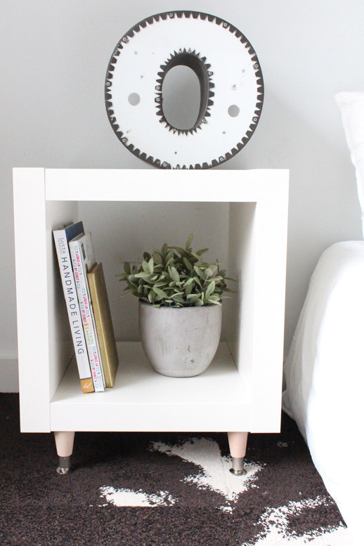 Ikea Furniture Hacks nightstand Handy Mano ManoMano Mano Mano Handymano