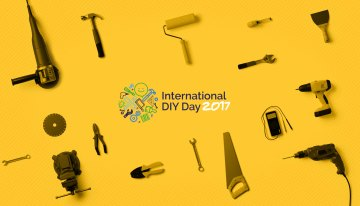 T&Cs: International DIY Day Prize Draw