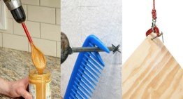 12 Clever And Simple Tool Hacks