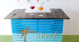 Pallet Bar – Wood Pallet Projects