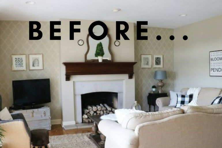 Hacks to Make Your Home Look Expensive the handy mano manomano diy do it yourself before after makeover