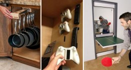 15 Small Space Solutions