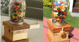 DIY Sweet Dispenser – Family Activities
