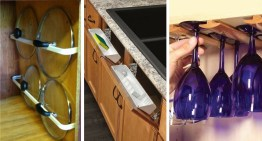 10 Cheap and Simple Kitchen Storage Hacks