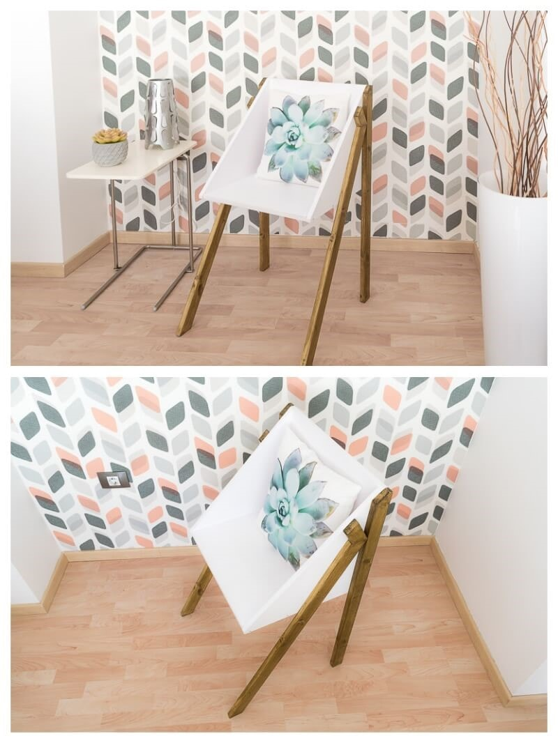 DIY Chair – Design Your Workspace Series do it yoursef mid century modern designed simple the handy mano manomano handymano mano finished shots chair