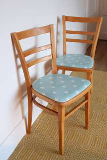 Dining Chair Makeover Diy Upholstered Chairs - Handy Mano