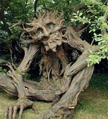 Incredible Chainsaw Carvings wood art artists manomano mano the handy mano man monster tree