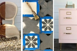 10 Chalk Paint Furniture Ideas and How to Use Chalk Paint make distressed distress shabby chic the handy mano manomano