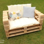 Diy Pallet Chair The Handy Mano