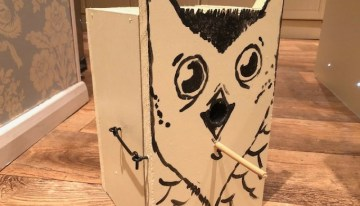 Bird Box Design Ideas – Craft Ideas for Kids
