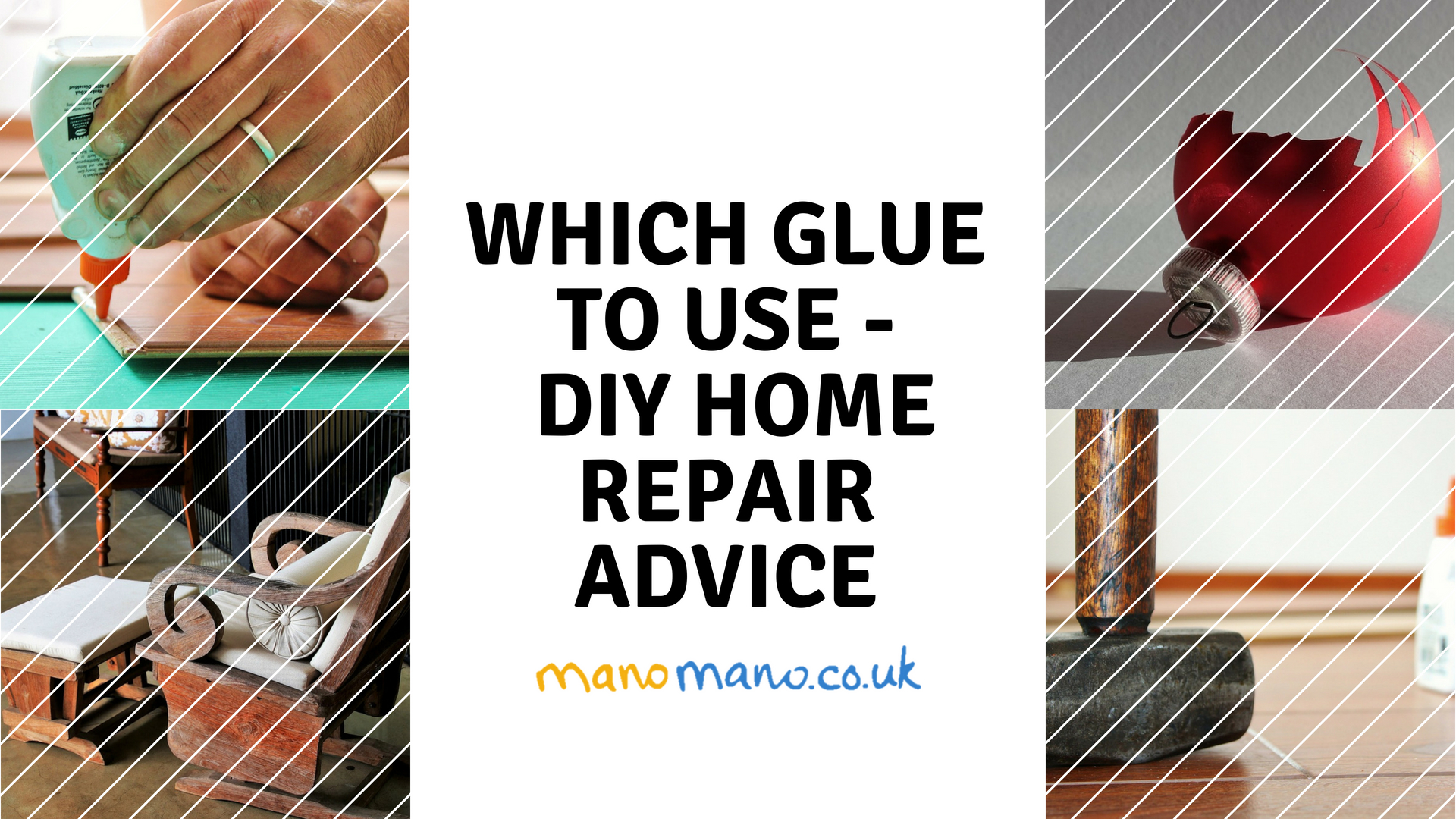 What Glue To Use For Diy Home Repairs The Handy Mano