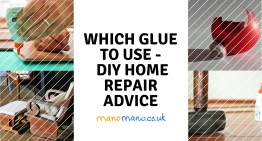 What Glue to Use For: DIY Home Repairs