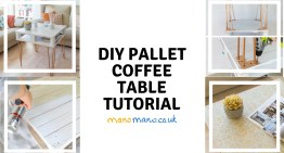 How To Make Your Own Pallet Coffee Table