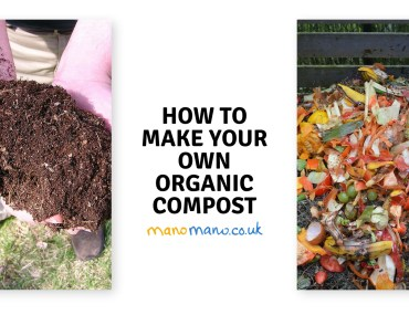thehandymano mano mano how to make organic compost title