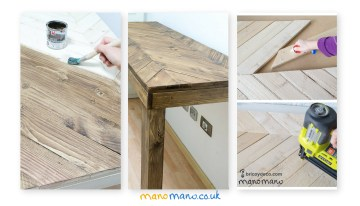 Pallet Table DIY Tutorial