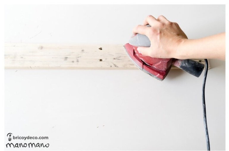 DIY Pallet painting tips the handy mano mano pallet painting tips sander