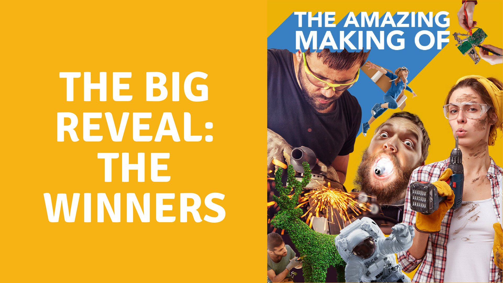 thehandymano mano mano the amazing making of winners revealed