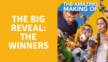 The Amazing Making Of – THE WINNERS