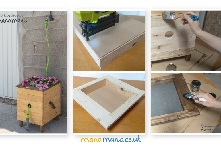 DIY Planter Box the handy mano mano tutorial DIY cover image