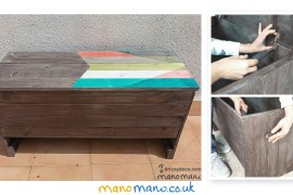 thehandymano mano outdoor storage bench DIY tutorial feature photo