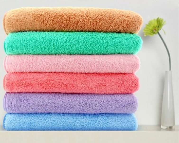 10 Simple Cleaning Tips To Make Old Things Look New thehandymano the handy mano manomano mano diy do it yourself tips and tricks  fluffy towels