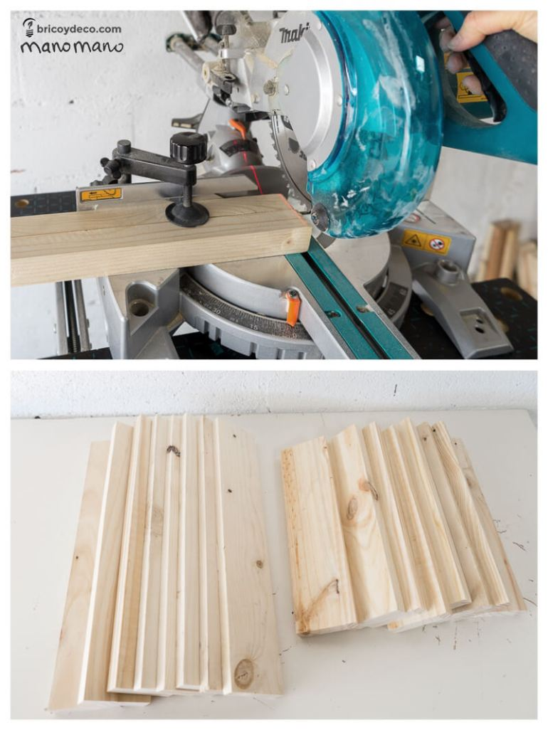 thehandymano mano mano tutorial diy how to make pallet trolley sawing