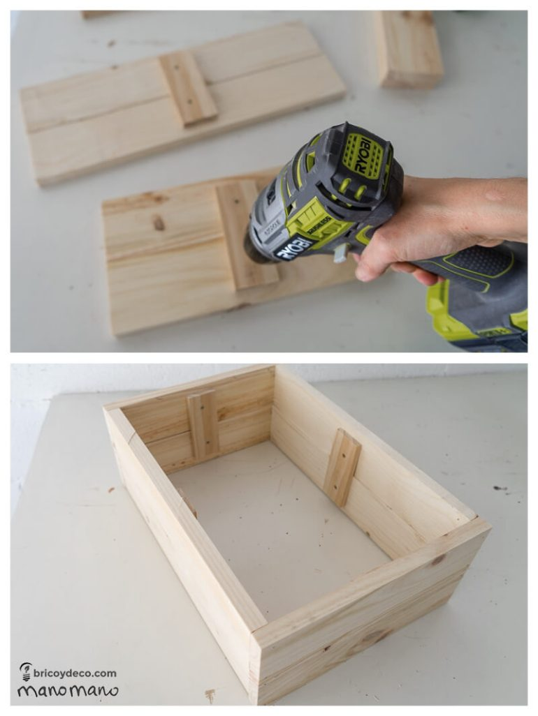 thehandymano mano mano tutorial diy how to make pallet trolley drill together